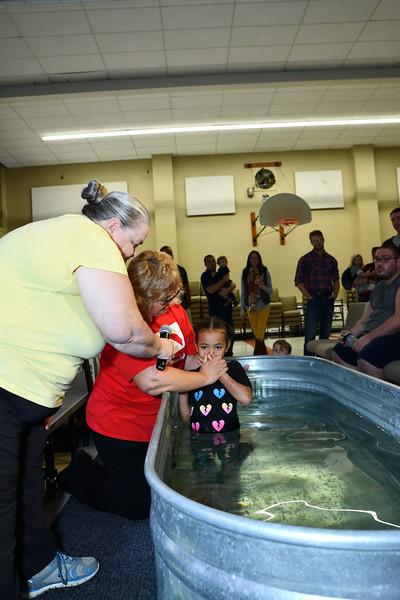 2018 October Hi-Crest Baptisms