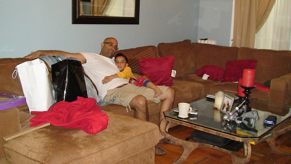 2009-Mothers and Fathers Day