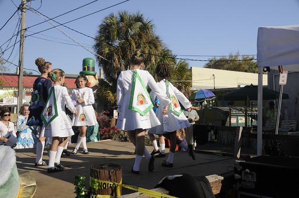 Irish Dancers St Patricks 2011