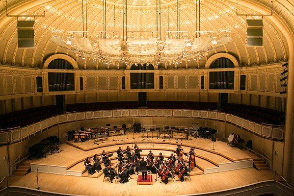 Basha High School Chamber Orchestra