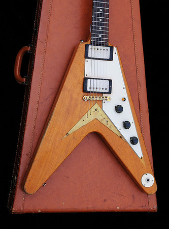 Ronny's Flying V