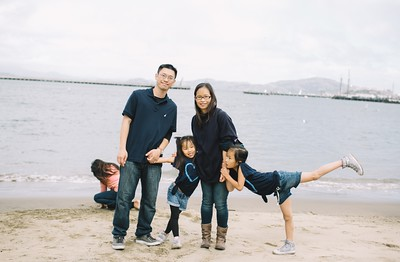 Ailee 's Family / San Francisco