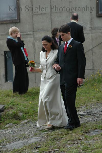 Erik and Becky
