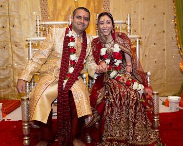 Payal weds Ankur 11/15/2014