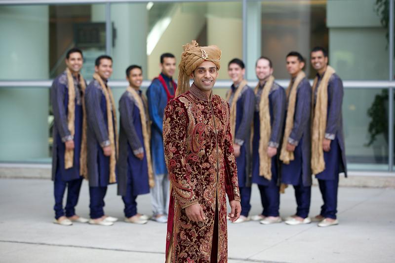 Le Cape Weddings - Indian Wedding - Day 4 - Megan and Karthik Formals 9.jpg