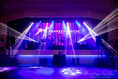 Jet Travel and Cruise Gala Dinner Ball