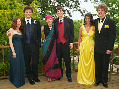 Graduations and Proms