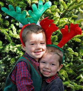 Sapienza Family Christmas 2010