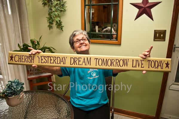 Cancer Survivor Judy Richardson