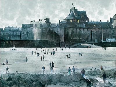 Saint Malo Fantasy