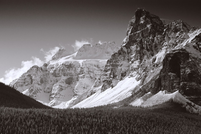 Valley of Ten peaks, Banff national park