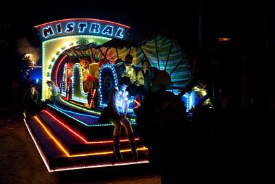 Lichtstoet en Sinterklaas 2009