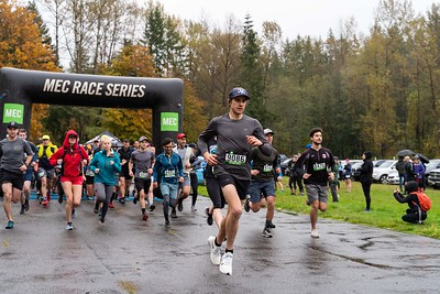 MEC Greater Vancouver: Trail Race FIVE 2019