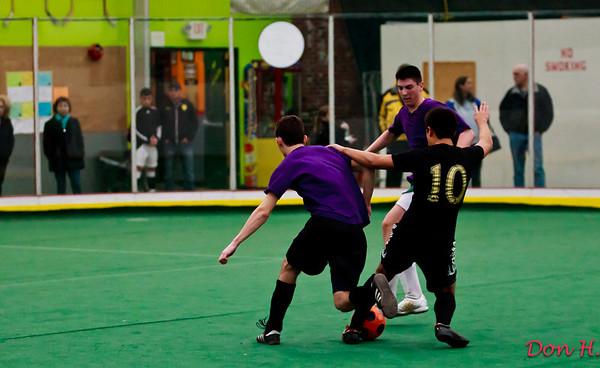 Indoor Soccer Juniors 2/13/11