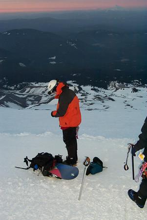 Mount Hood Climb