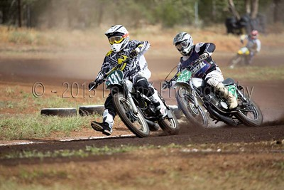 Griffith Golden Wheels Rd 1 2015