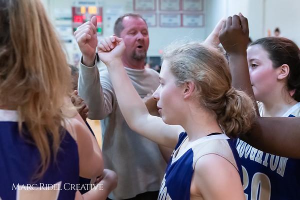 Broughton girls varsity basketball vs Sanderson. February 12, 2019. 750_5969