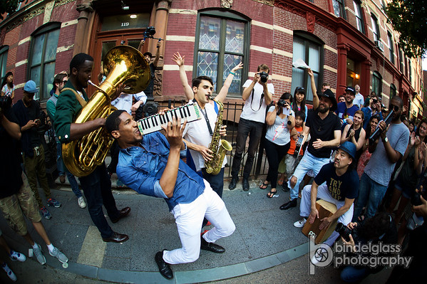 Jon Batiste and Stay Human Love Riot 6/9/15