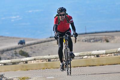11 Mont Ventoux & Club des Cingles du Mont-Ventoux ride