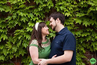 Kindra & Adam | A Hermitage Engagement
