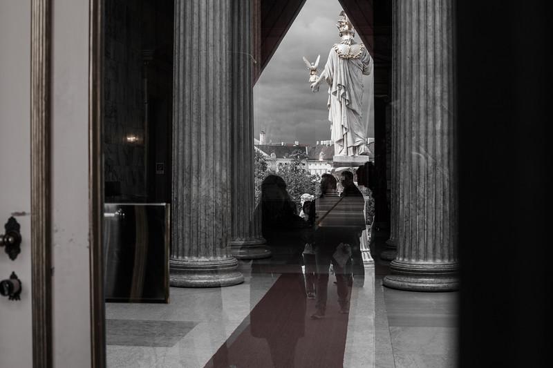 The Ghosts, Vienna