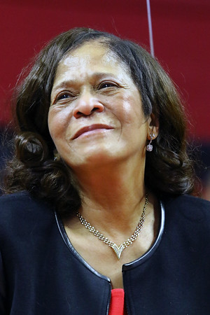 RUTGERS WOMEN'S BASKETBALL/C.VIVIAN STRINGER'S 1000 WIN