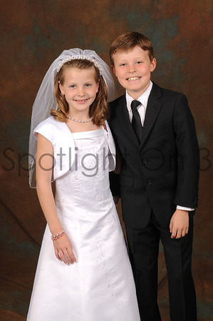 First Communion - May 10, 2014