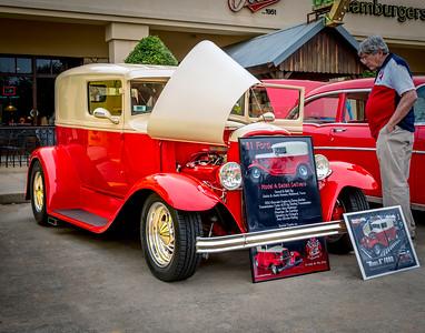 Otto's BBQ Car Shows