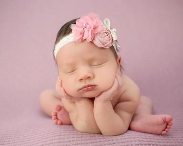 Hutchens Newborn Peeks