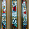 Bishop John Strachan (1778-1867) <br> glass by Clayton & Bell, London