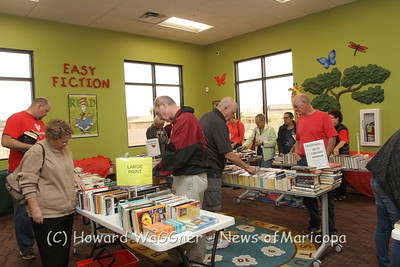 Library Book Sale 2-18-2017