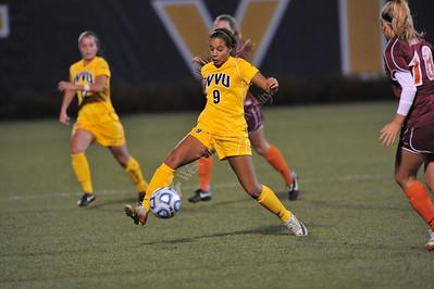 28002 WVU Women's Soccer NCAA First Round November 2011