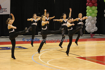 Lincoln Northeast High Kick