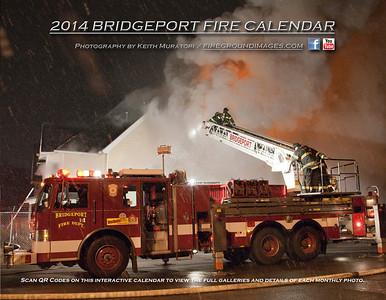 2014 BRIDGEPORT FIRE CALENDAR