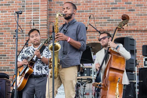 Marcus Elliot Quartet - Brighton - 9-10-2016