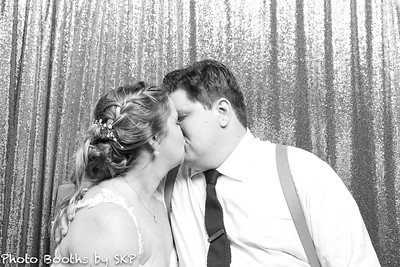 Jon and Carrie's Wedding Photo Booth Images