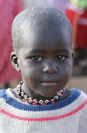 Camp Loisaba in Kenya