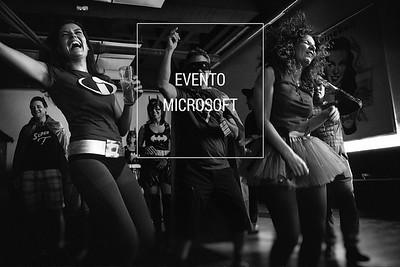 Microsoft // Fiesta Superheroes