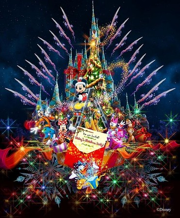 New Christmas entertainment coming to Tokyo Disneyland, DISNEY GIFTS OF CHRISTMAS