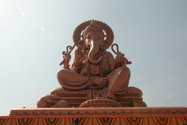 Shri Mangal Moorati Moorya (Ganesh Idol), Talegaon, 17th Jan'09