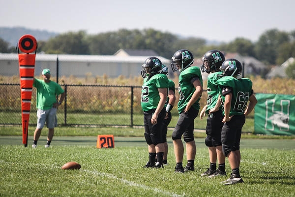 2017-09-23 Harrison Freshman vs Edgewood