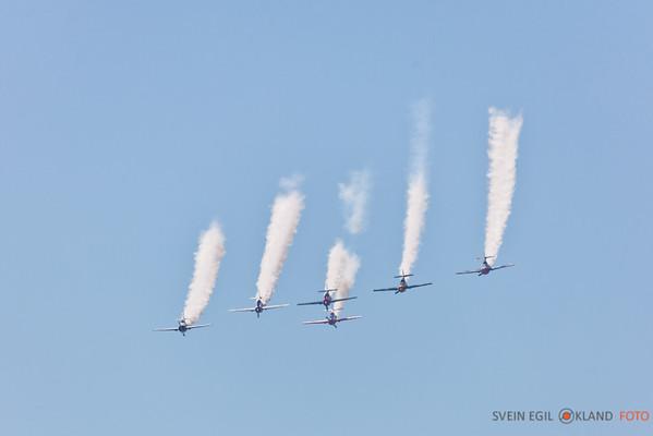 Sola Airshow 2012