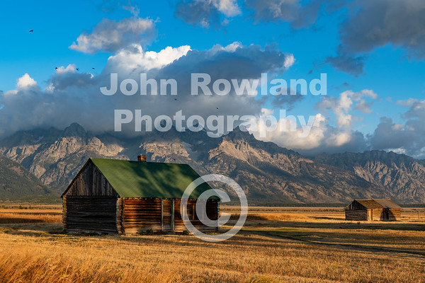 Rocky Mountain and Grand Teton NPs