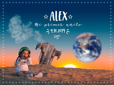 Alex  1º año