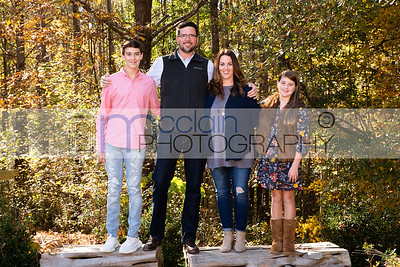 Williams Family 2018