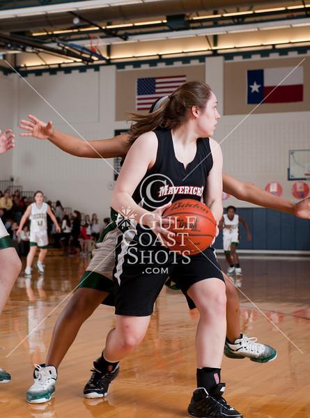 2011-02-11 Basketball Varsity Girls St. John's v Greenhill