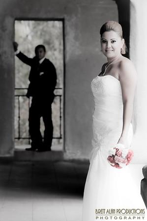 Greg & Carolina Bridal Session