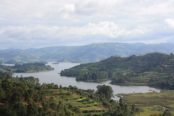 Virungas & Lake Bunyonyi