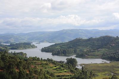 Virungas & Lake Bunyonyi