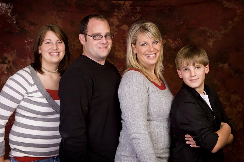 Pinkerton Family